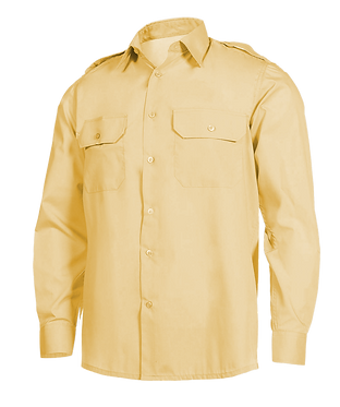 Camisa de uniforme