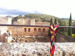 La Alhambra (Granada) - Diciembre 2016 Scouts Magma
