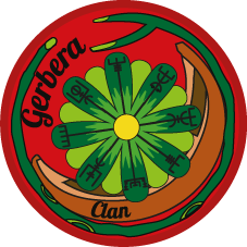 Insignia del Clan Gerbera