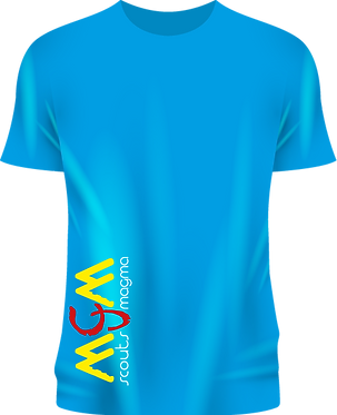 Camiseta Colonia Castores