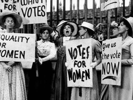 Voting Throughout History