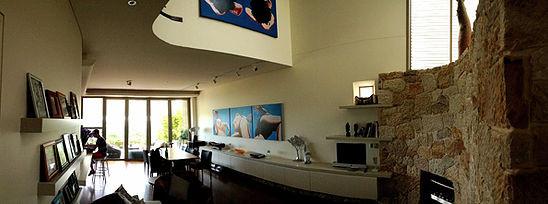 """bove: """"Too Many Margaritas"""", Bondi residence, Sydney Australia"""