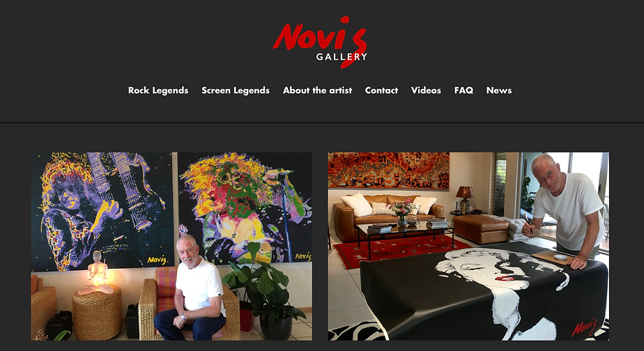 Shop Novis Gallery for Artist's Edition prints by Barry Novis