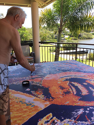 Barry Novis artist