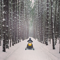 AndyPeninger snowmobiling