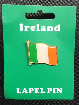 Ireland Flag Pin