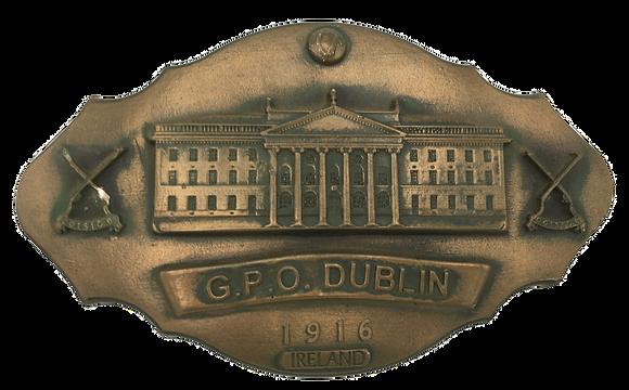 G.P.O. Dublin Plaque