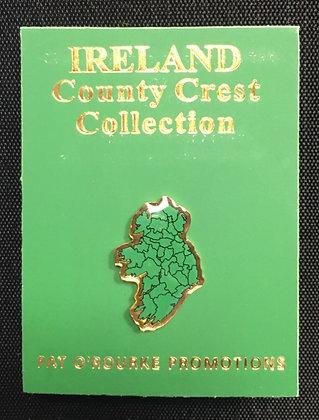 Ireland Pin