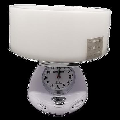 Touch Lamp Clock Radio