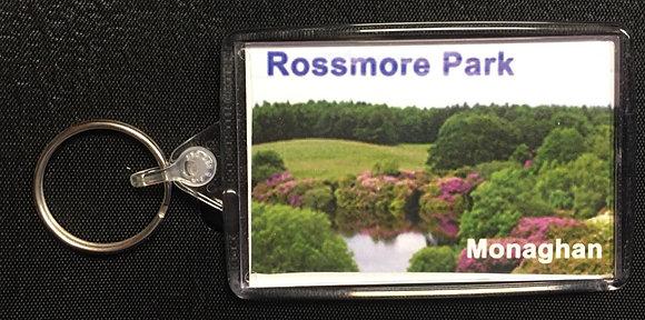 Rossmore Park - Monaghan Keyring