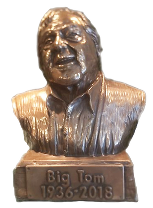 Big Tom Bronze Statue