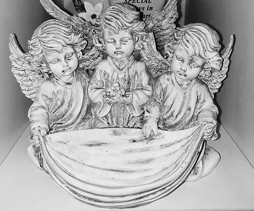Angels Birdbath
