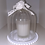Thumbnail: Candle and Glass Dome