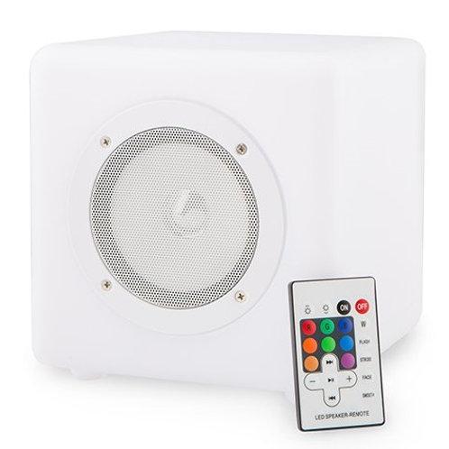 LED Speaker Cube