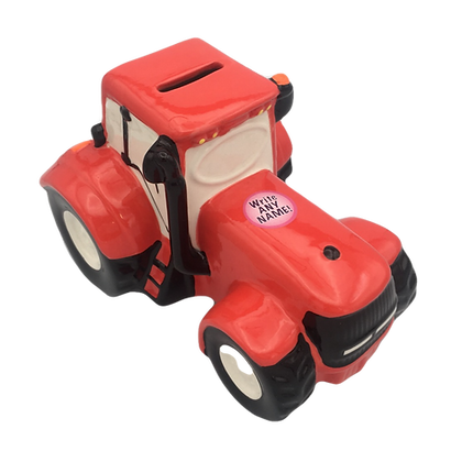 Tractor Money Box