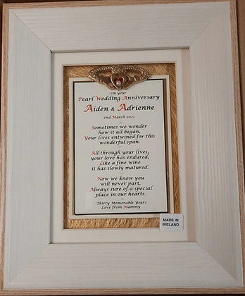 Occasion Frame