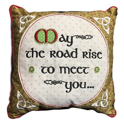Irish Blessing Cushion