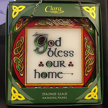 Irish Blessing Hanging Panel