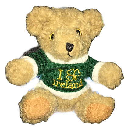 I Love Ireland Bear