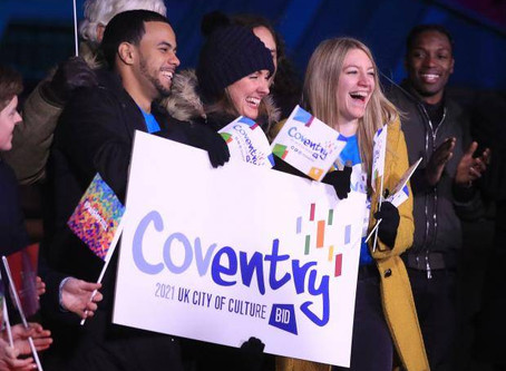 'The Little Guys' - Coventry City of Culture 2021
