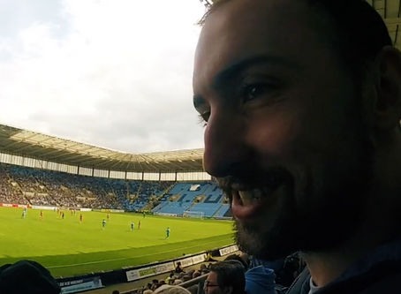 BALLS! : Coventry vs Shrewsbury [Review]