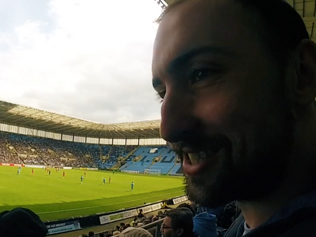 BALLS! : Coventry vs Shrewsbury [Review]