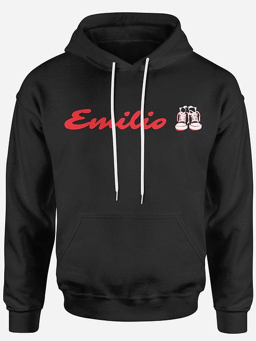 Emilio Inc. Black Hoodie