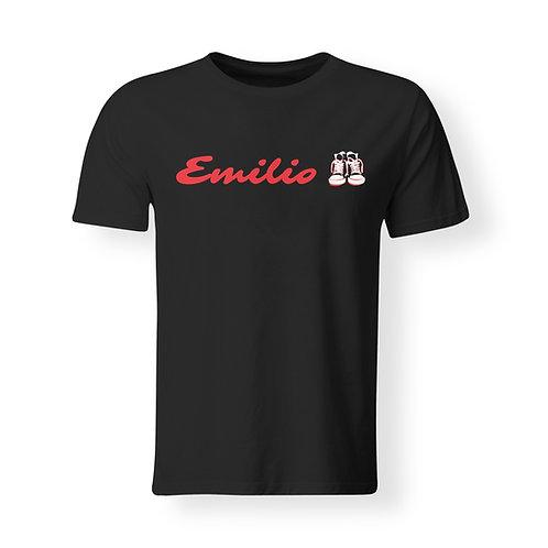 Emilio Inc. Black Deluxe T-Shirt