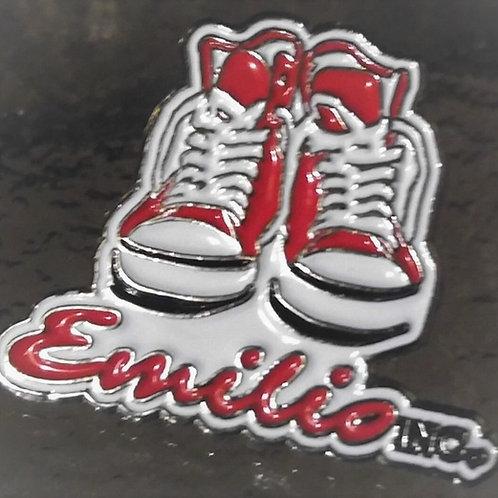 Emilio Inc Pin
