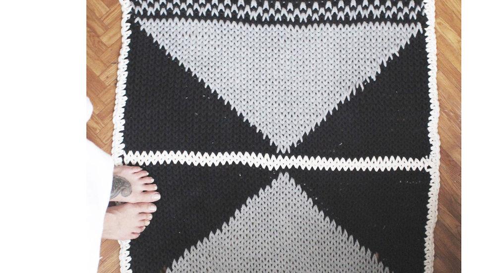 Patrón BlackSky Carpet