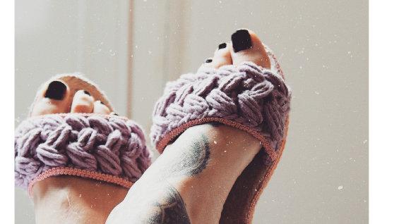 Patrón BaliSky Sandals