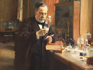STEM GLAM GALLERY: Louis Pasteur