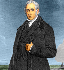 STEM GLAM GALLERY: George Stephenson