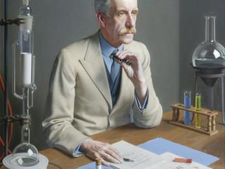 STEM GLAM GALLERY: Frederick Hopkins