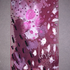 """AVAILABLE - Mini Series """"Love"""" Number 1"""