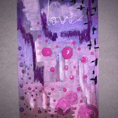 """AVAILABLE - Mini Series """"Love"""" Number 4"""