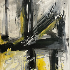 PRIVATE COLLECTION - Abstract Dual II