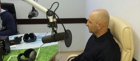 """ХК """"Локомотив"""" в эфире """"Спорт FM"""""""