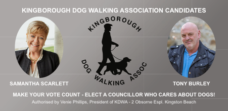 Candidates for  Kingborough Council Election