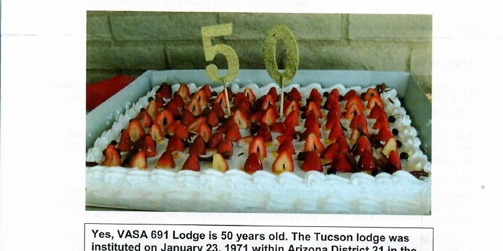 VASA 691  50th Anniversary