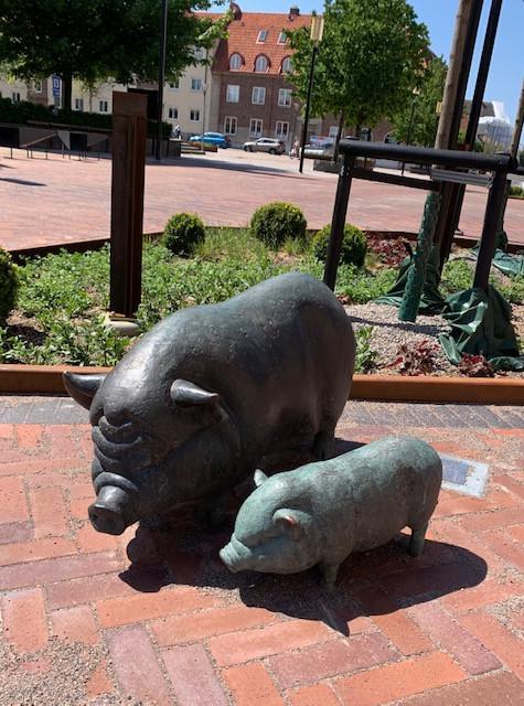Pig stt pn new brick stree t.jpg