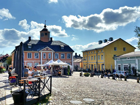 What to see in Porvoo, Finland