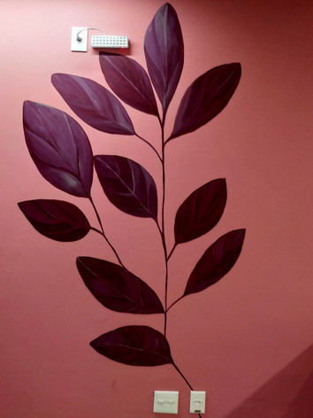 pintura parede artistica