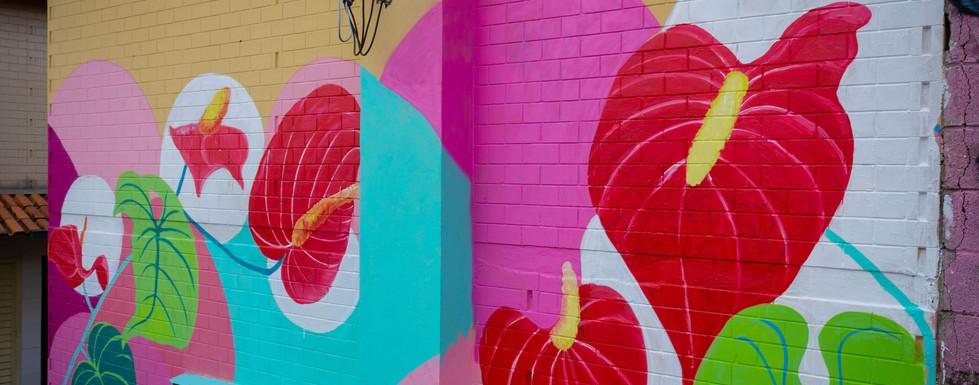 Pintura em Mural Granja de Freitas BH