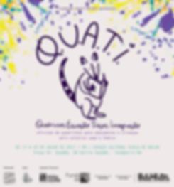 Projeto Quati - Eunápolis / Bahia