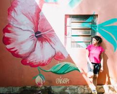 Pintura Mural Prisca