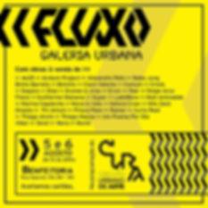 Fluxo - Galeria Urbana / BH
