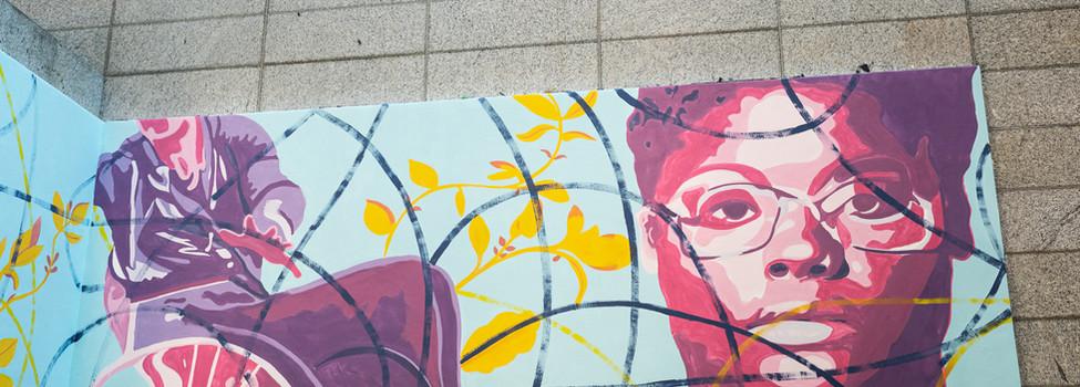 Priscapaes - Mural - Sesc Palladium - 07