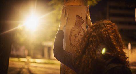 Intervenção Urbana Mulheres que Somos 2014