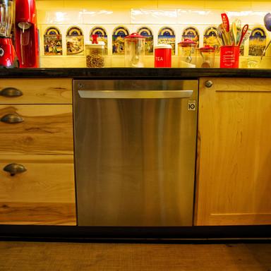 Maple Kitchen Pt1